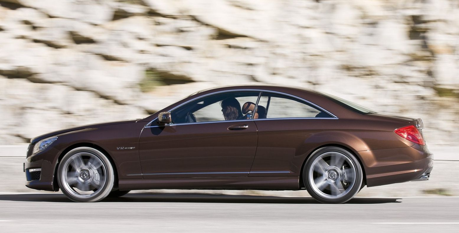 Mercedes benz cl 65 amg designo mystic brown only cars for Mercedes benz cl amg