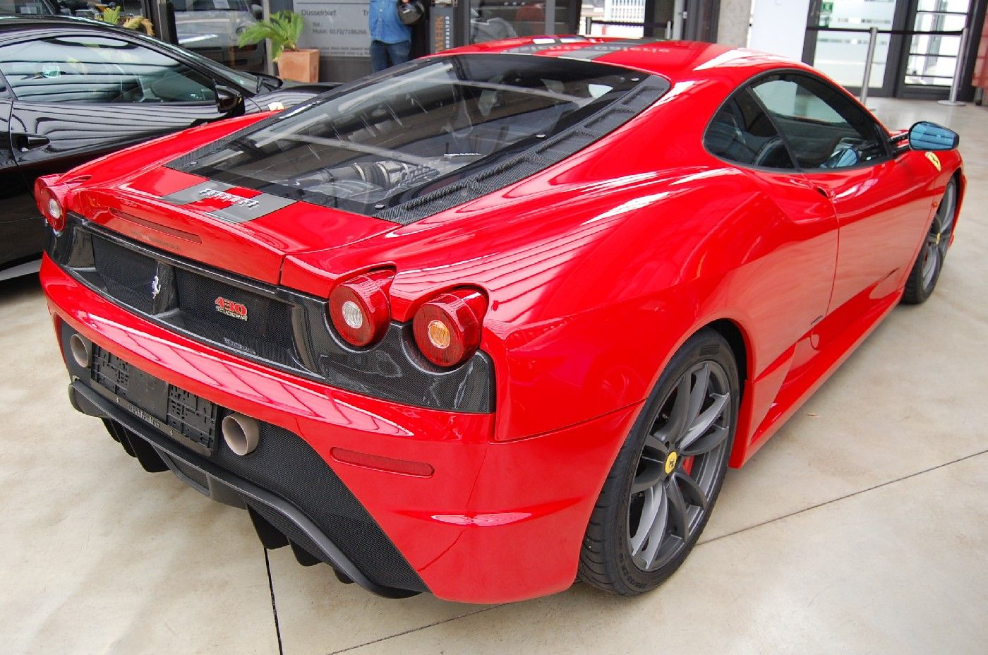 ferrari 430 scuderia only cars and cars. Black Bedroom Furniture Sets. Home Design Ideas