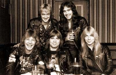 Iron Maiden Som Direto