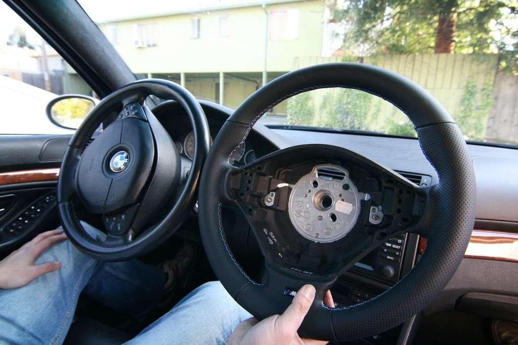 Steering Wheel Replacement